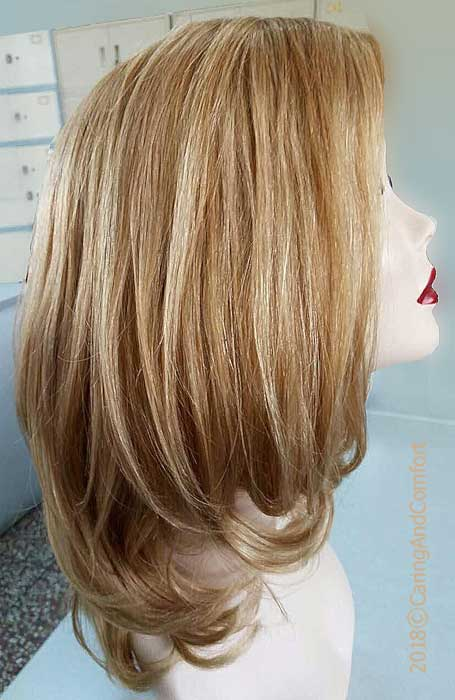 CALIFORNIA LACE 12/18 inch All Lace Wigs