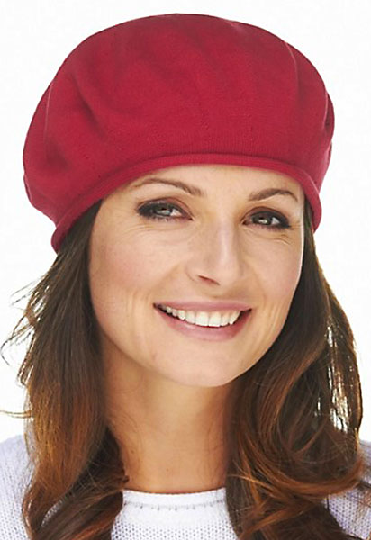 Basic Petite Beret 9 inch - NOW $14