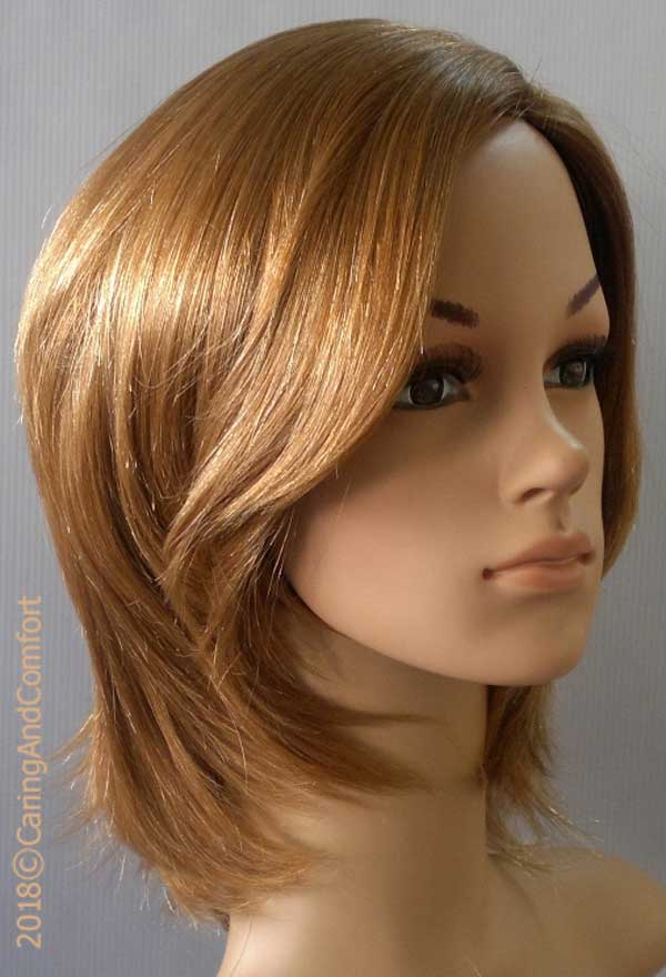 10/16″ Open Multi Topper Hairpiece