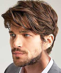 Topper Hairpiece for Men