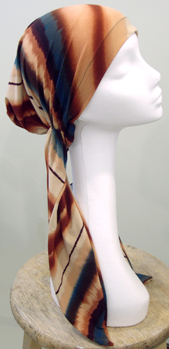 Arizona Sky - Long Pre-tied Scarf